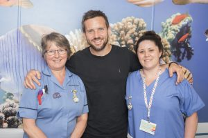 Actor Jack Ashton becomes our first charity ambassador
